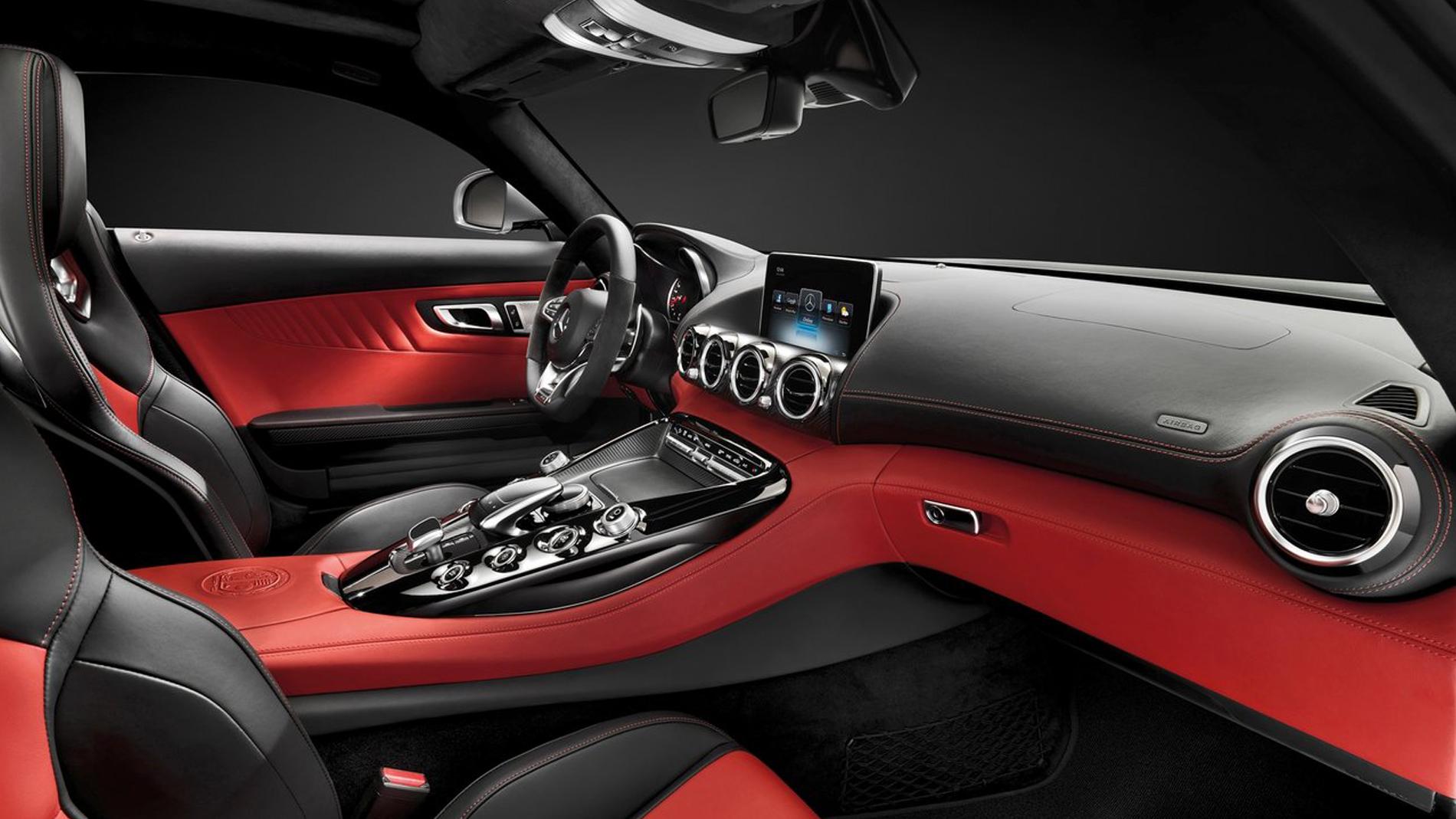 Mercedes-Benz AMG GT Interieur