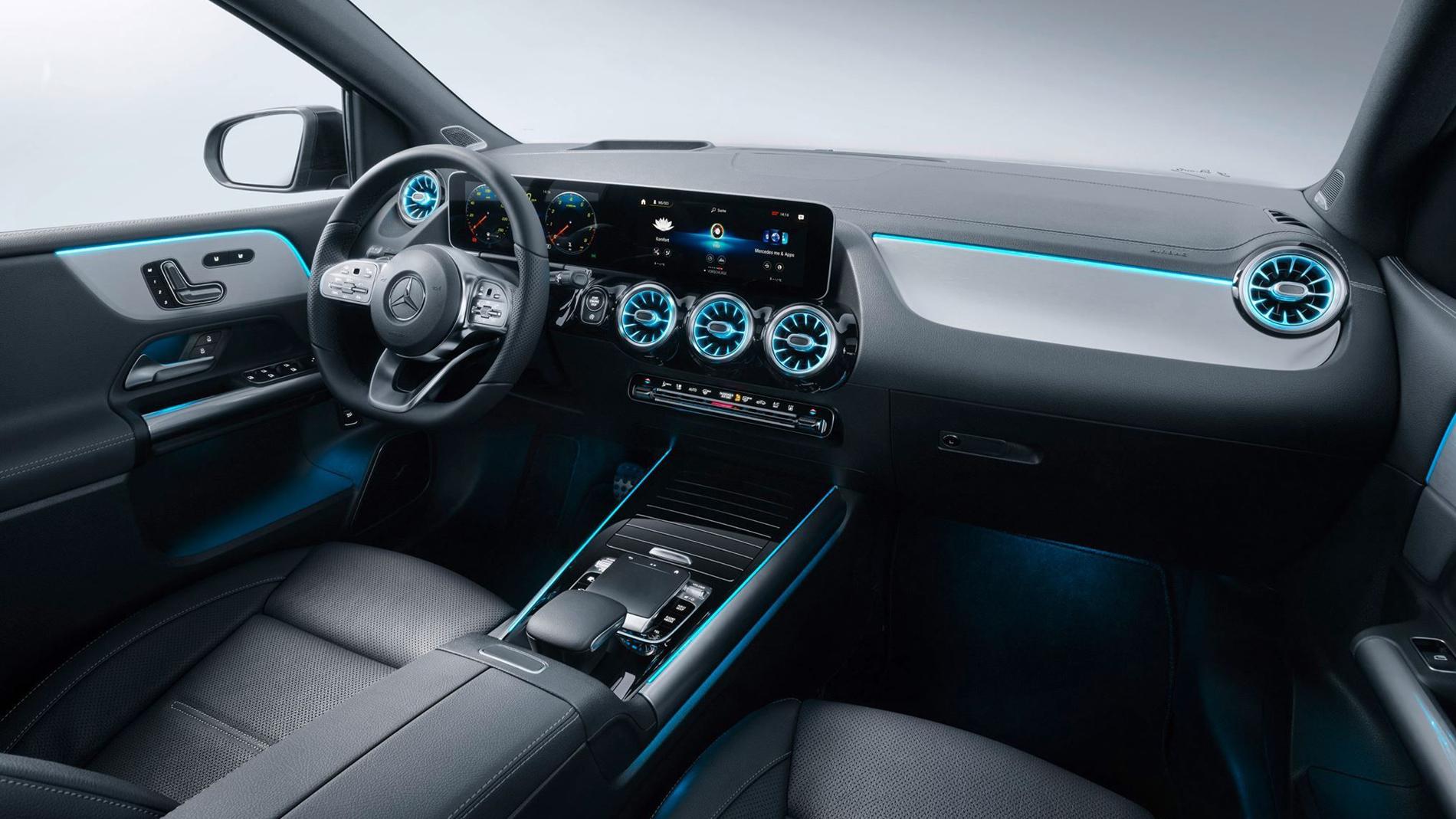 Mercedes-Benz GLB X247 Interieur